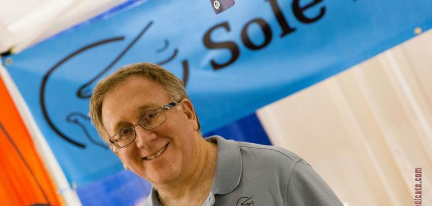 Steve Steinberg of Sole Healing dot com