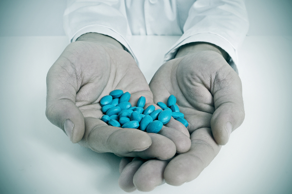 Kentucky Men Need Wife's OK for Viagra