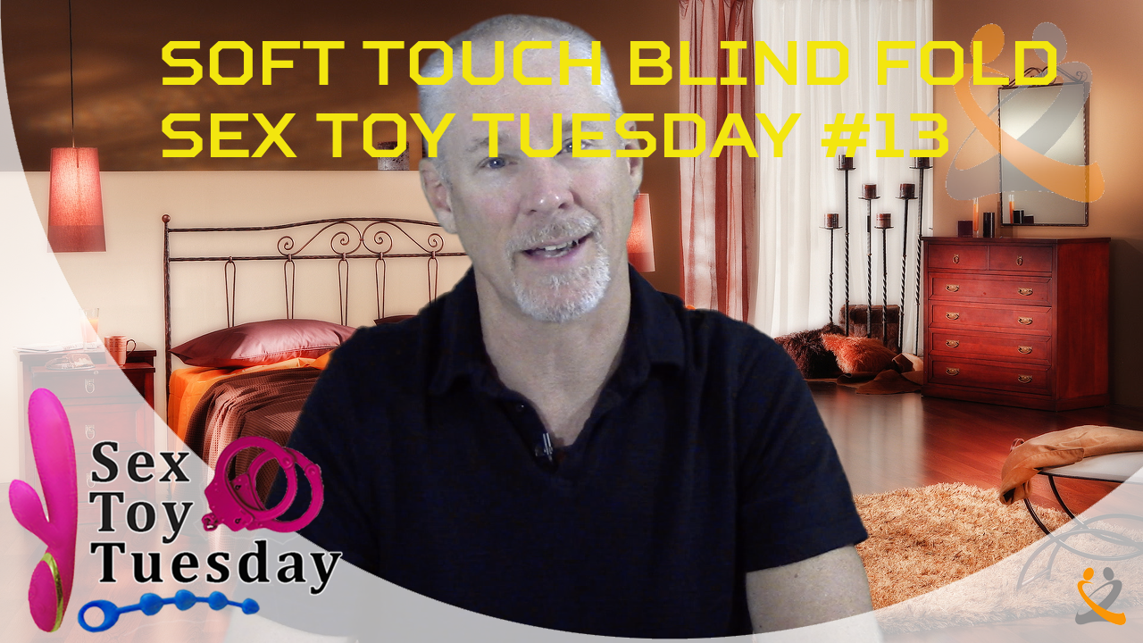 Soft touch blindfold – Sex Toy Tuesday #13