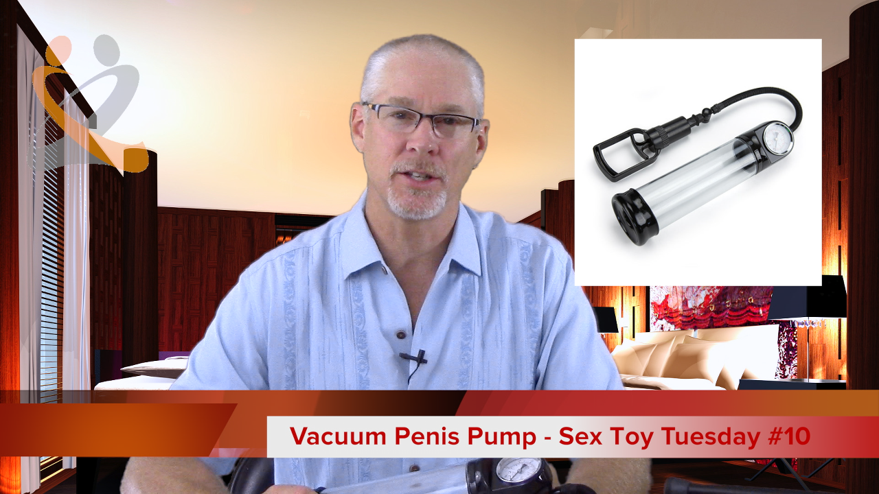 Size Up Penis Pump – Sex Toy Tuesday #10