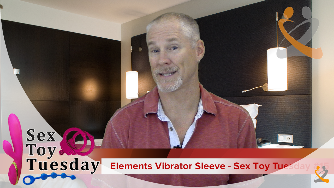 Elements Vibrator Sleeve – Sex Toy Tuesday#15