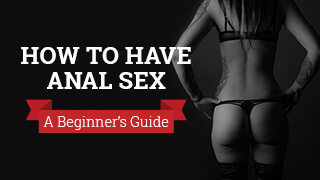 Anal & Beginners – Infographic