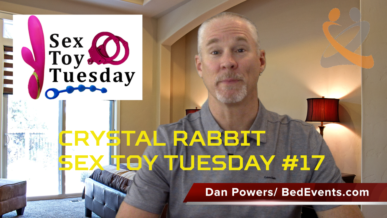 Crystal Rabbit Product Review – Sex Toy Tuesday #17