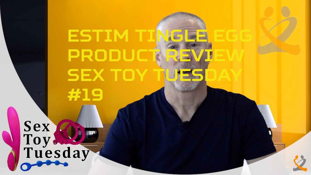 Tingle Egg Sex Toy Tuesday Image