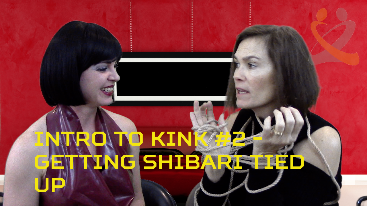 Intro To Kink #2 – Getting Shibari Tied Up